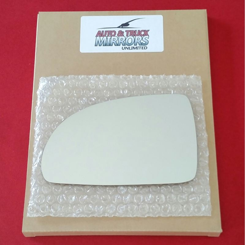 Mirror Glass + ADHESIVE for 03-05 Kia Rio Driver S