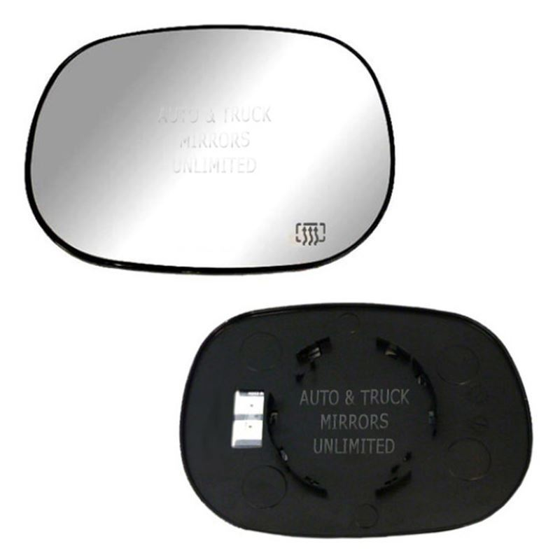 Fits 98-03 Dodge Durango Driver Side Mirror Glass