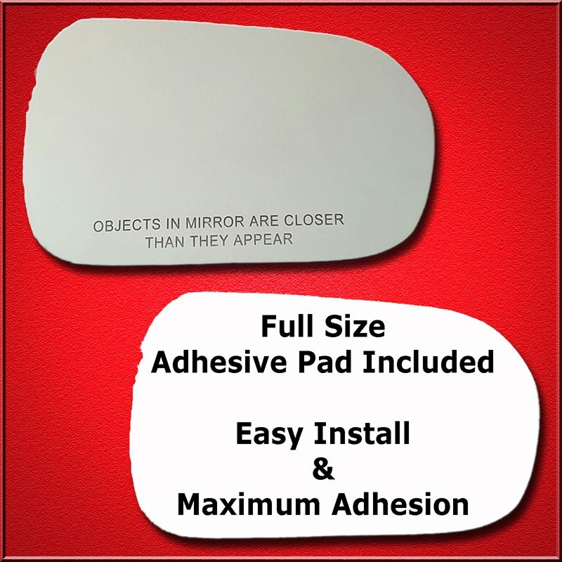 Mirror Glass Replacement + Full Adhesive for Accor