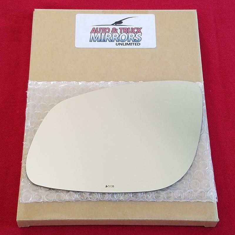 Mirror Glass + ADHESIVE for 03-06 Porsche Cayenne