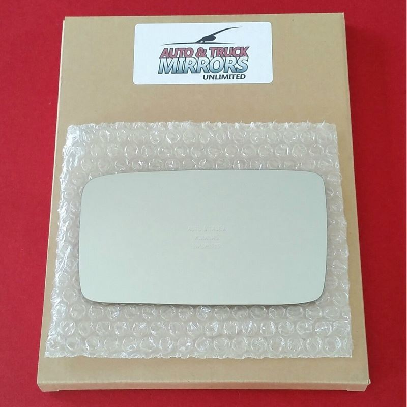 Fits Volkswagon Driver Side Mirror Glass