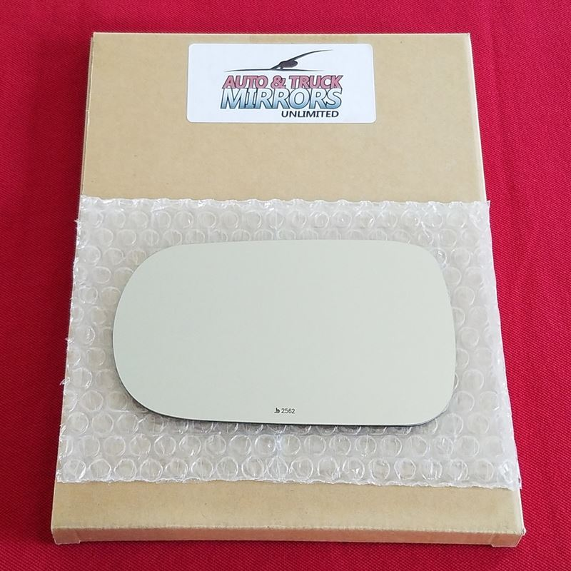 Mirror Glass + Adhesive for 89-94 Nissan Maxima Dr