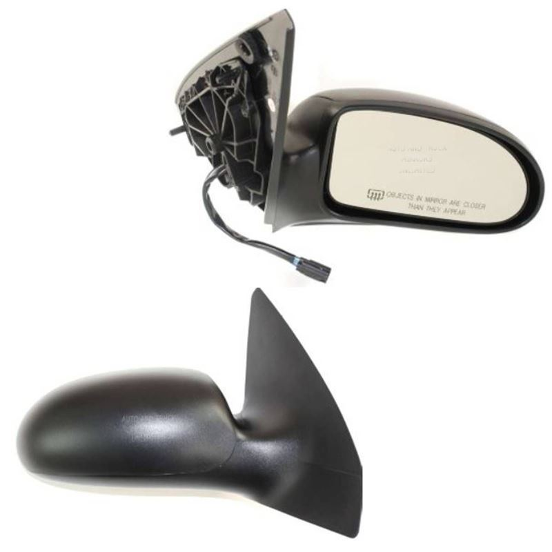 Fits 02-07 Ford Focus Passenger Side Mirror Power