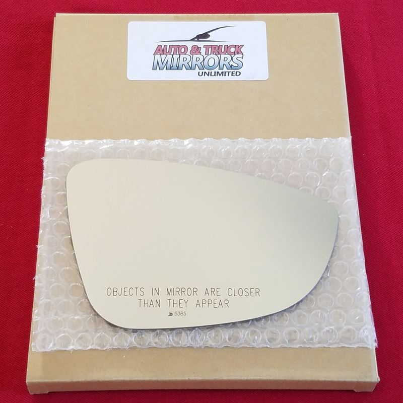Mirror Glass + ADHESIVE for Jetta,Passat,CC Passen