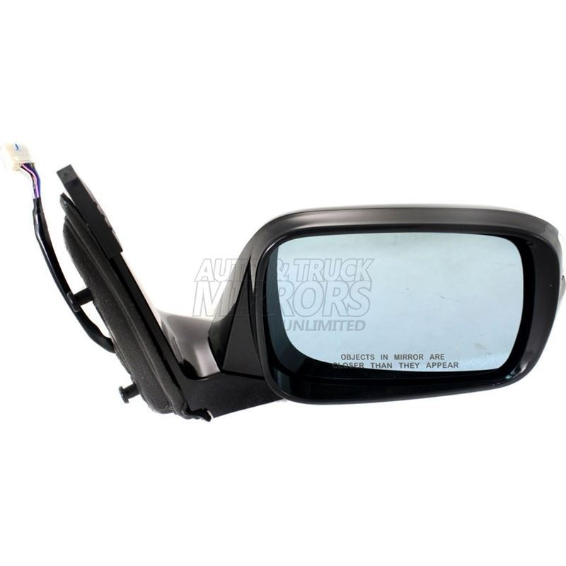 Fits 10-13 Acura MDX Passenger Side Mirror Replace