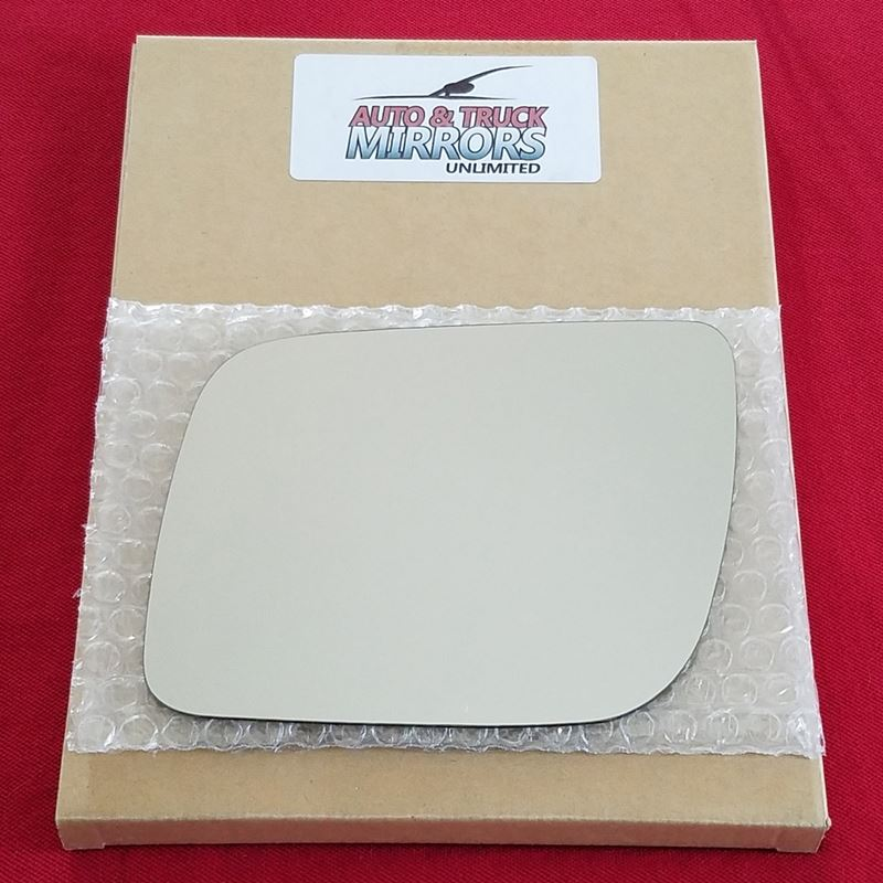 Mirror Glass + ADHESIVE for 11-15 Ford Explorer Dr