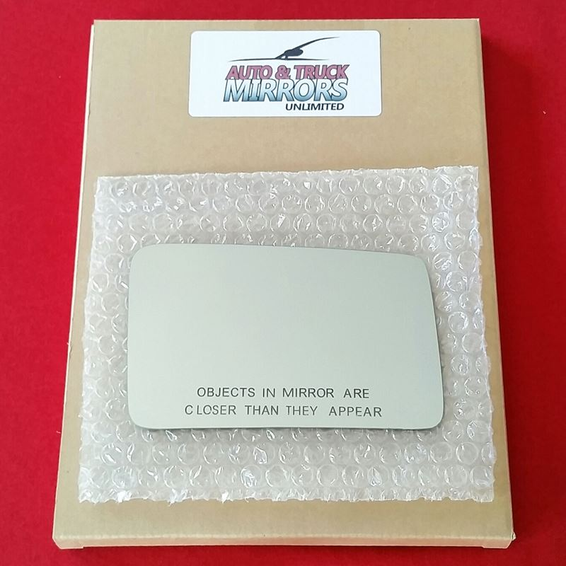 Mirror Glass + ADHESIVE for 91-96 Ford Escort Pass