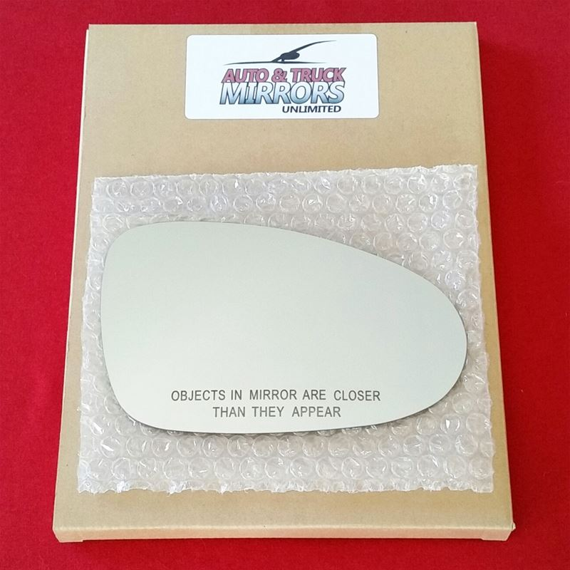 Mirror Glass + ADHESIVE for 02-06 Nissan Altima Pa
