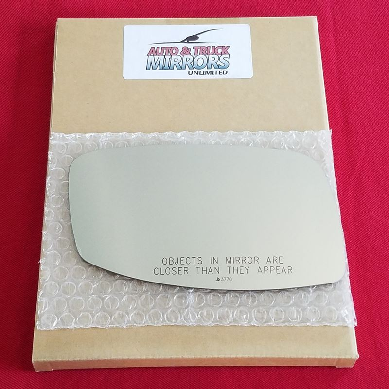 Mirror Glass + Adhesive for 02-06 Lincoln LS Passe
