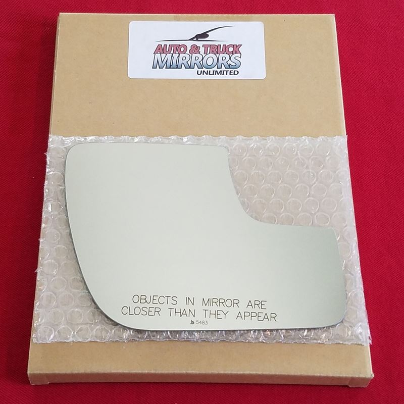 Mirror Glass + ADHESIVE for 11-16 Ford Explorer Pa
