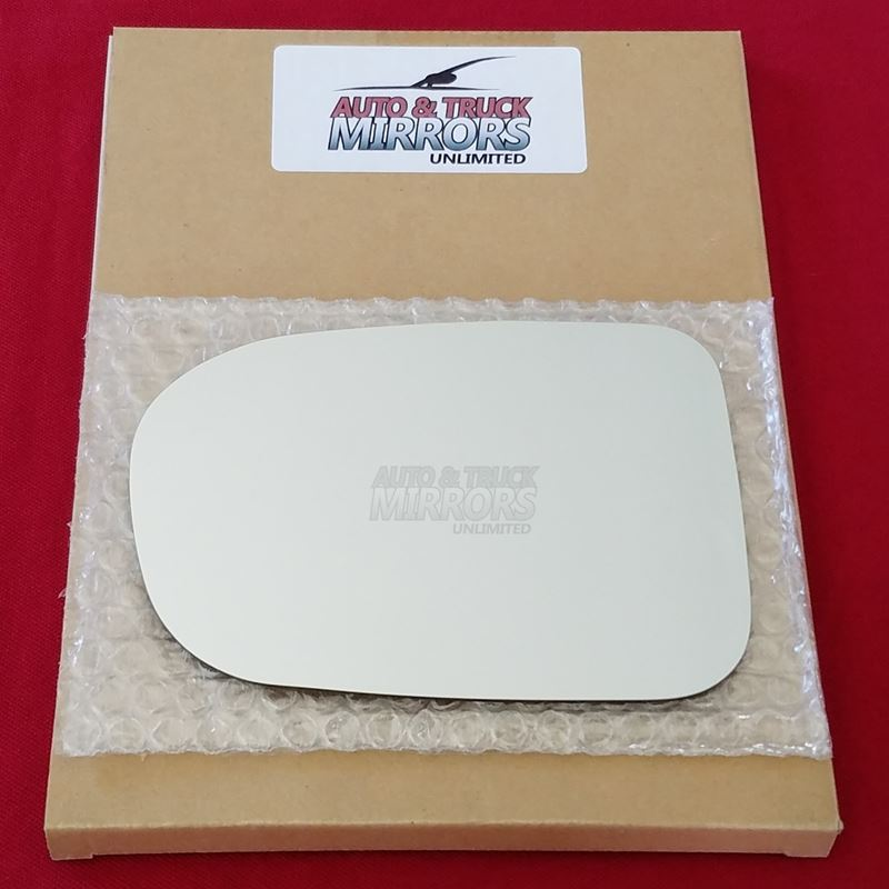 Mirror Glass + ADHESIVE for 14-15 Honda Civic Driv