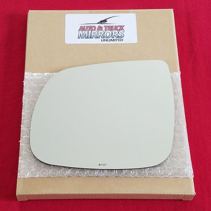 Mirror Glass + Adhesive for Audi Q5, Q8 Driver Sid