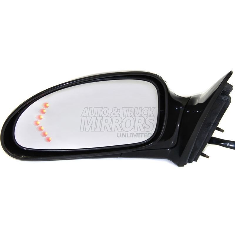 Fits 03-05 Buick Lesabre Driver Side Mirror Replac