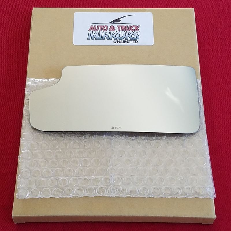 Mirror Glass + ADHESIVE for 16-17 Silverad Sierra