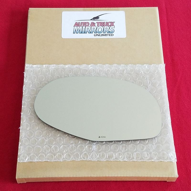 Mirror Glass for 03-04 Ford Mustang Driver Side Re