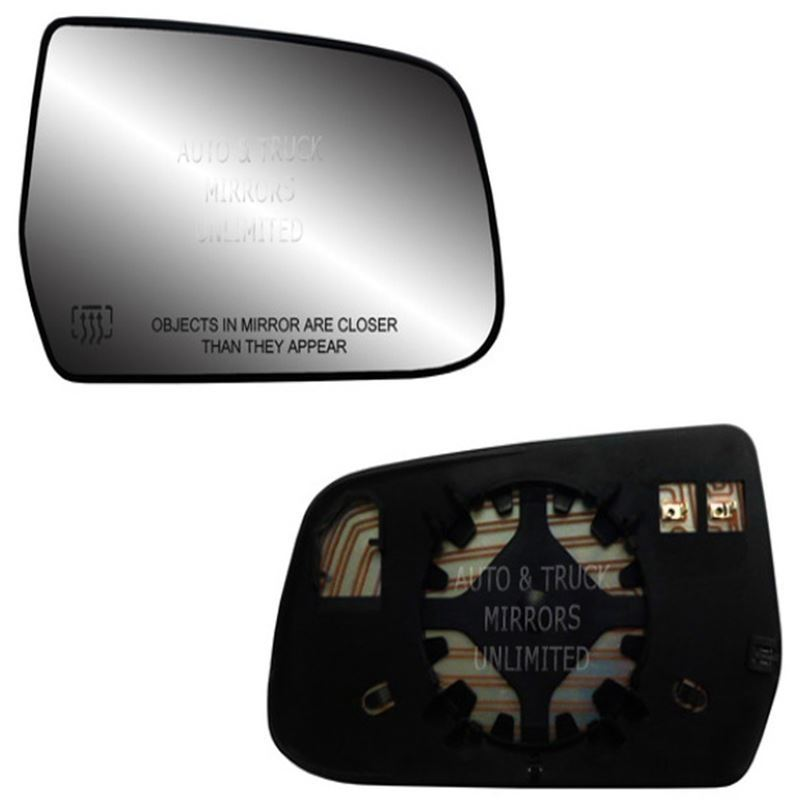 Fits 10-14 Chevrolet Equinox Passenger Side Mirror