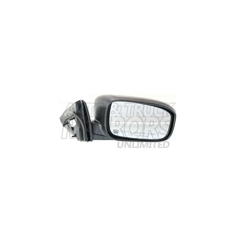 Fits 03-07 Honda Accord Passenger Side Mirror Repl