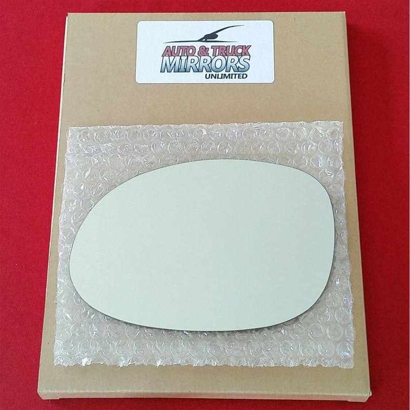 Mirror Glass + ADHESIVE for 01-10 Chrysler PT Crui