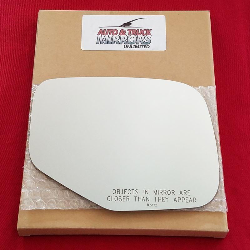 Mirror Glass + ADHESIVE for 06-14 Honda Ridgeline