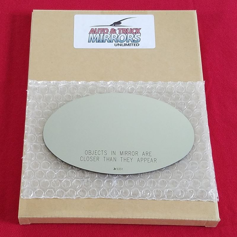 Mirror Glass + Adhesive for 02-08 Mini Cooper Pass