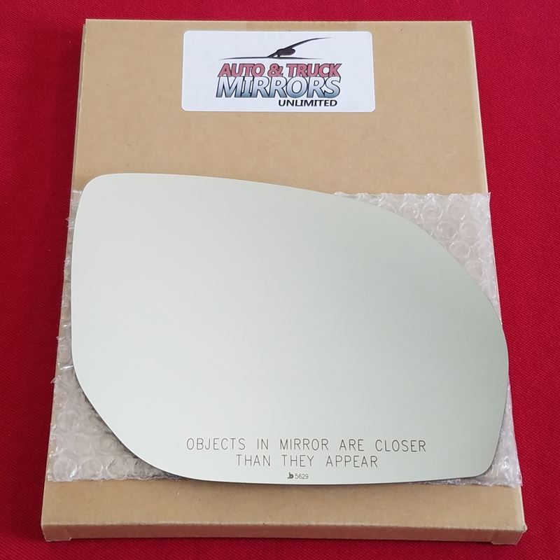 Mirror Glass + ADHESIVE for 13-16 Hyundai Santa Fe