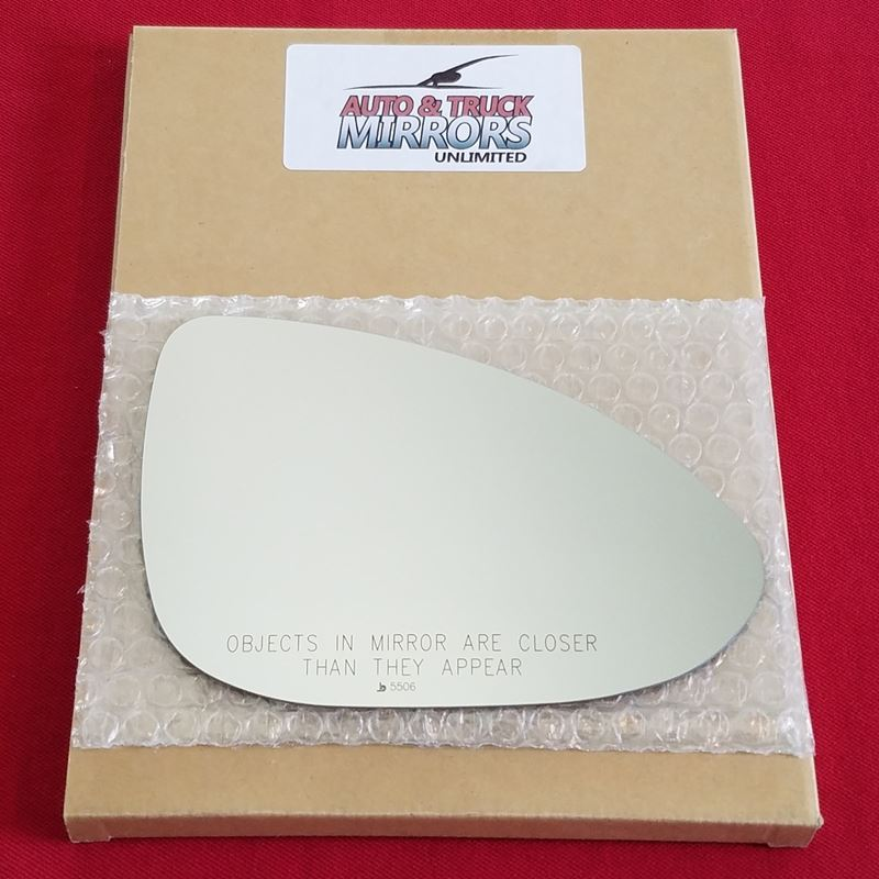 Mirror Glass + ADHESIVE for 12-18 Chevy Sonic Pass
