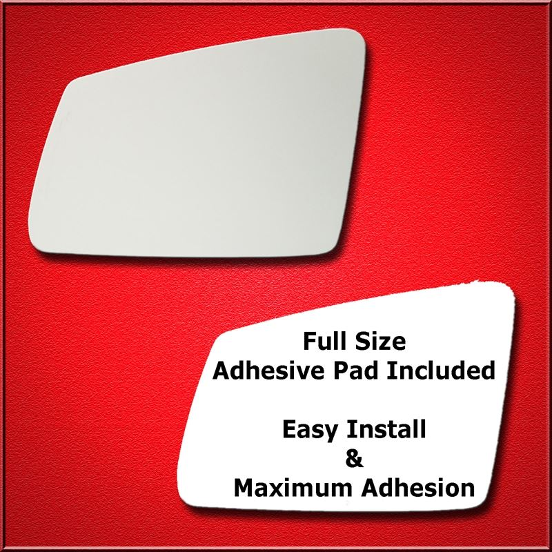 Mirror Glass Replacement + Full Adhesive for C-Cla