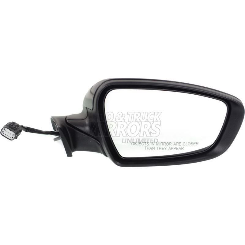 14-16 Kia Forte Passenger Side Mirror Replacement