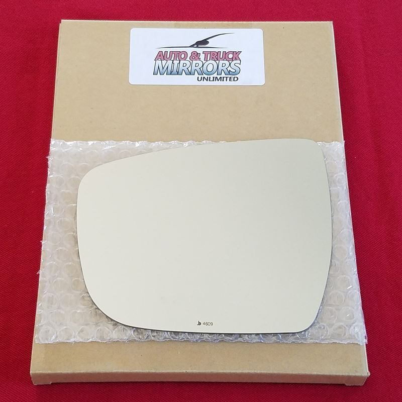 Mirror Glass + ADHESIVE for Murano, Pathfinder, Ro