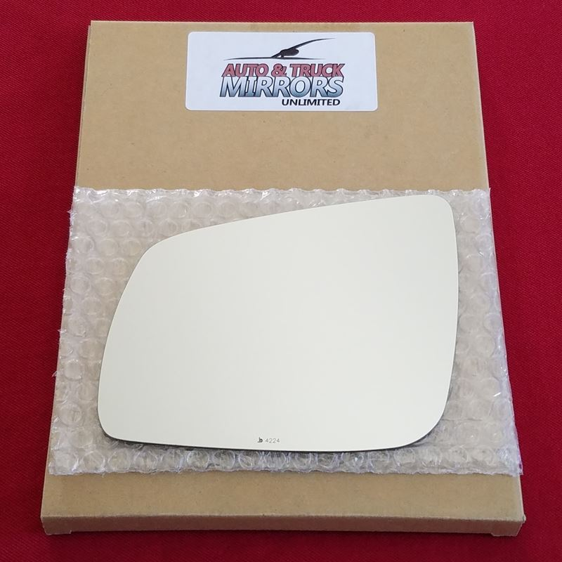 Mirror Glass + ADHESIVE for 08-14 Mitsubishi Lance