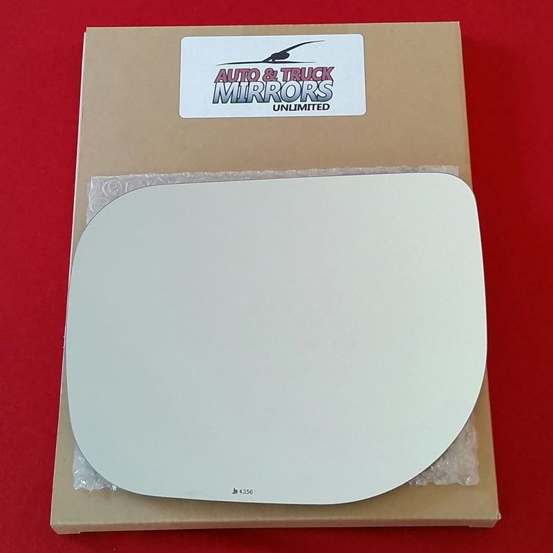 Mirror Glass + ADHESIVE for 10-15 Nissan Armada, T