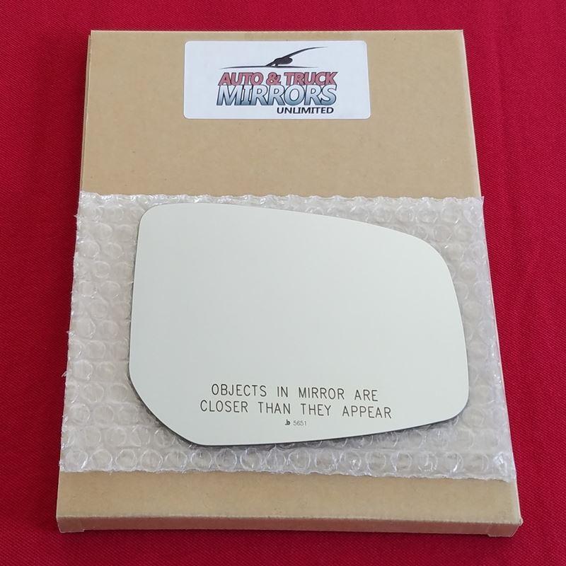 Mirror Glass + Adhesive for 14-18 Mitsubishi Mirag