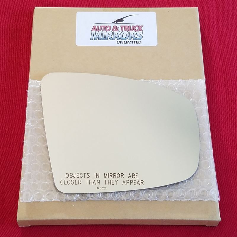 Mirror Glass + ADHESIVE for 09-14 Nissan Murano Pa