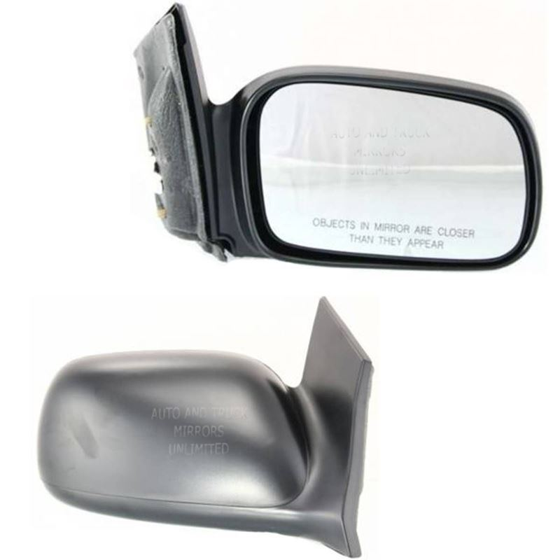 Fits 06-11 Honda Civic Passenger Side Mirror Assem