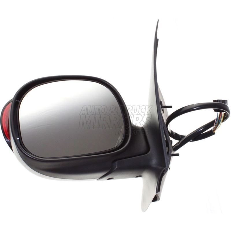 Fits 00-02 Ford Expedition Driver Side Mirror Repl