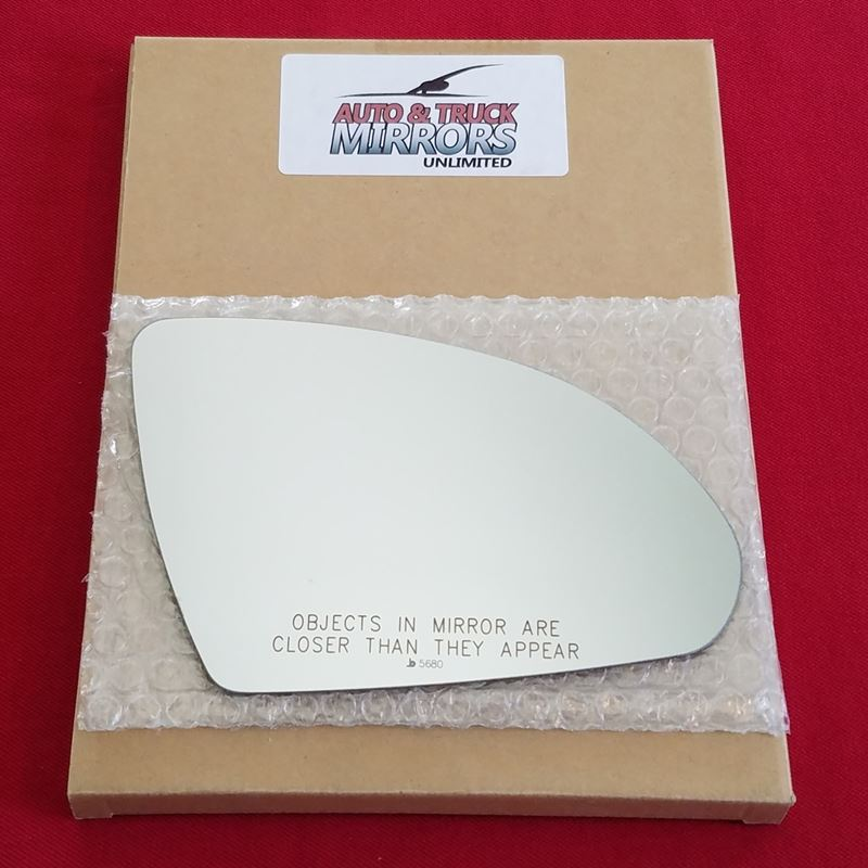 Mirror Glass + ADHESIVE for 16-18 Kia Optima Passe