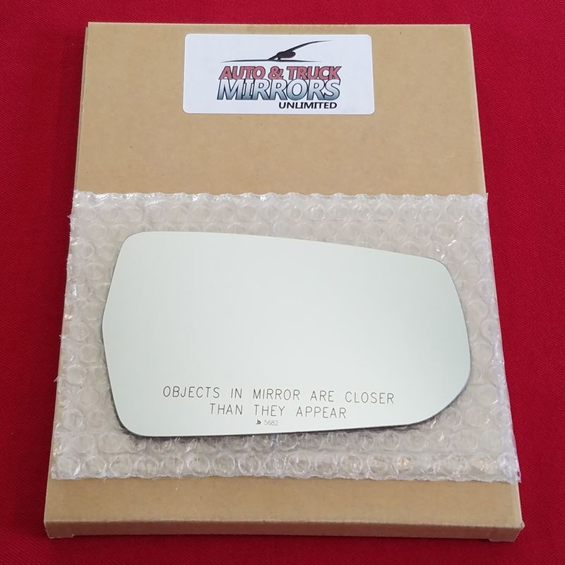 Mirror Glass + ADHESIVE for 16-18 Chevrolet Malibu