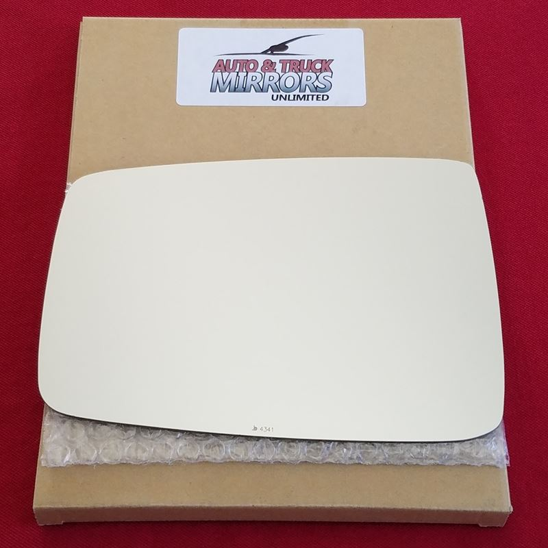 Mirror Glass + ADHESIVE for 11-18 Ram 1500, 2500 D
