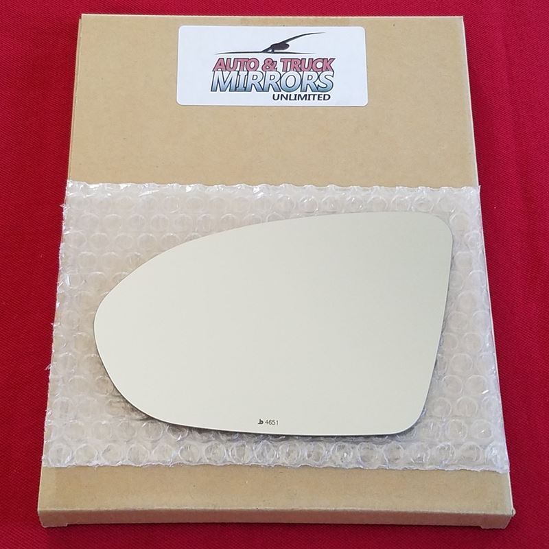 Mirror Glass + ADHESIVE for 17-18 Chevrolet Cruze