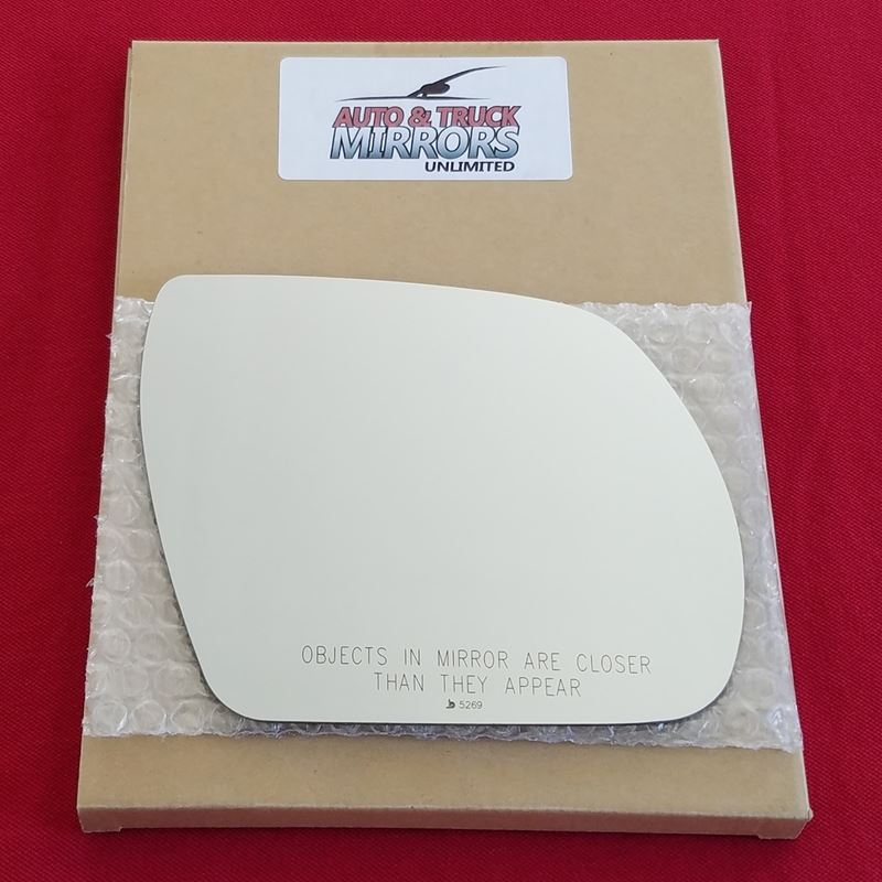Mirror Glass + Adhesive for 07-12 Hyundai Veracruz