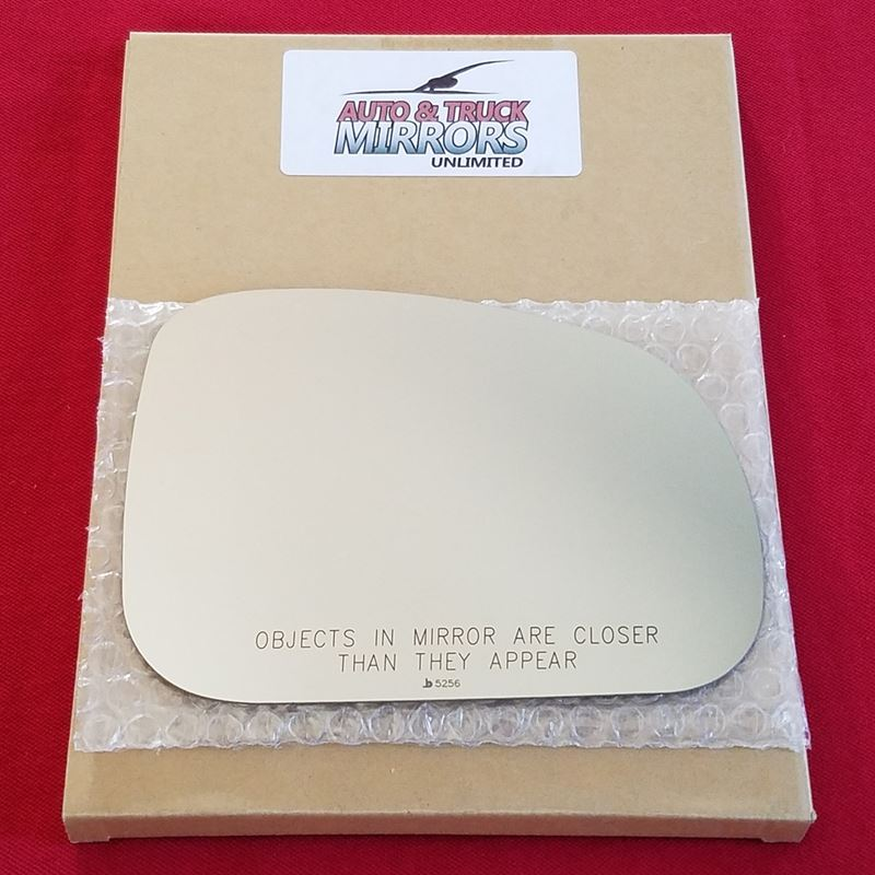 Mirror Glass + ADHESIVE for 06-08 Pontiac Grand Pr