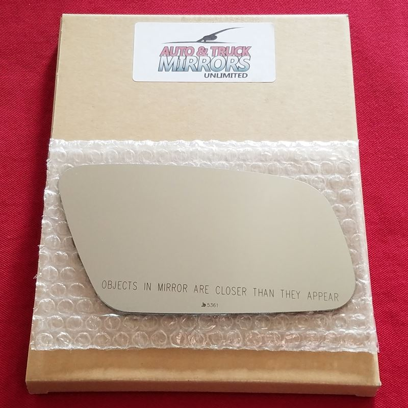 Mirror Glass + ADHESIVE for Audi A4, A6, A8, S4,S6