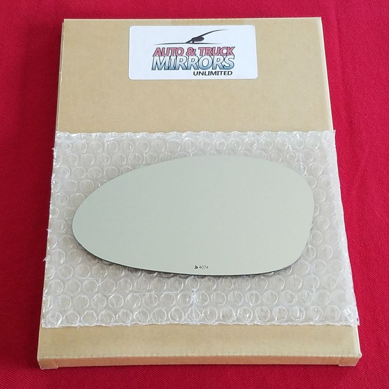Mirror Glass for BMW 3 Series Driver Side Replacem