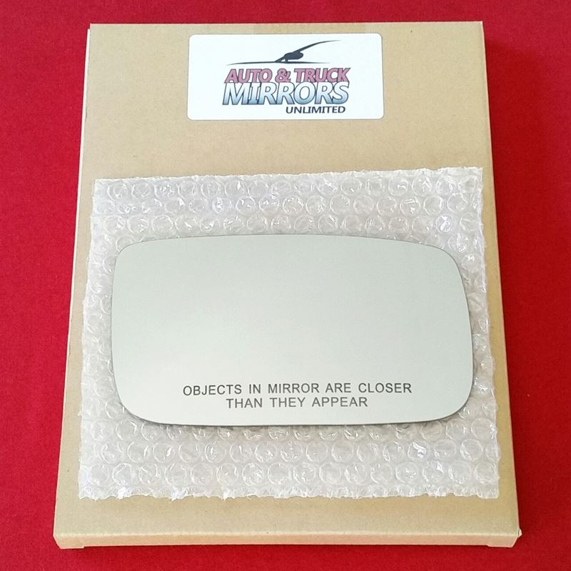 Mirror Glass + ADHESIVE for Volvo 240, 740, 940, 9