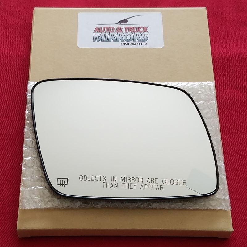 2009 2010 2011 2012 Dodge RAM Driver Side Mirror GLASS w//Backing plate Heated