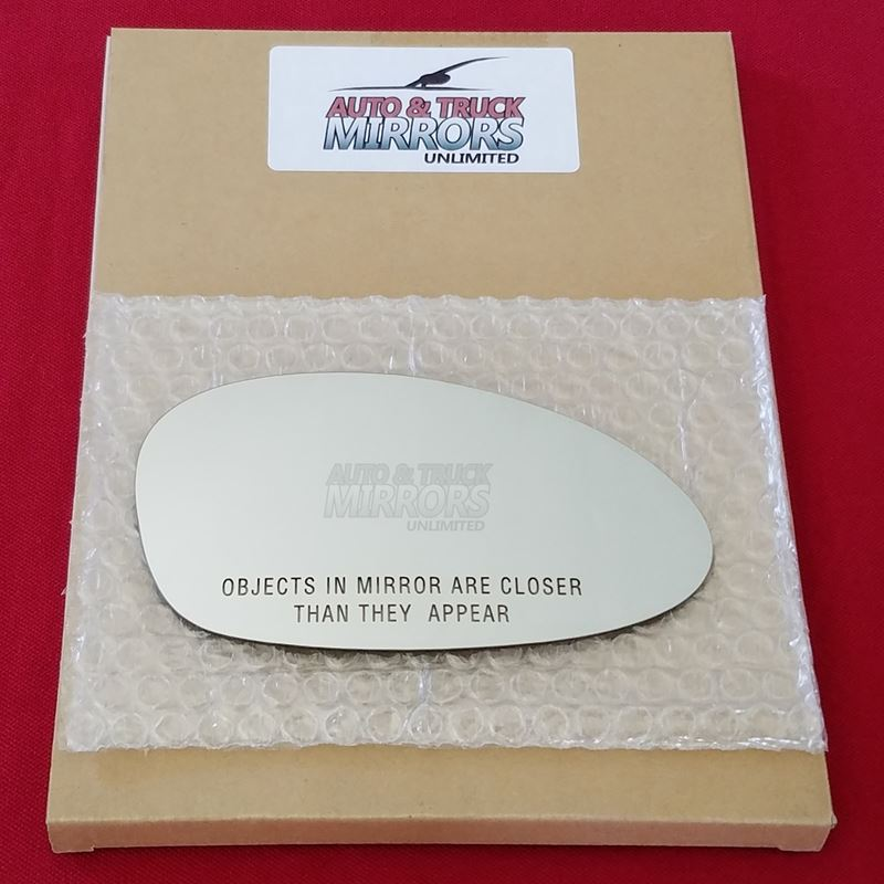 Mirror Glass + ADHESIVE for 08-09 BMW 128i, 135i P