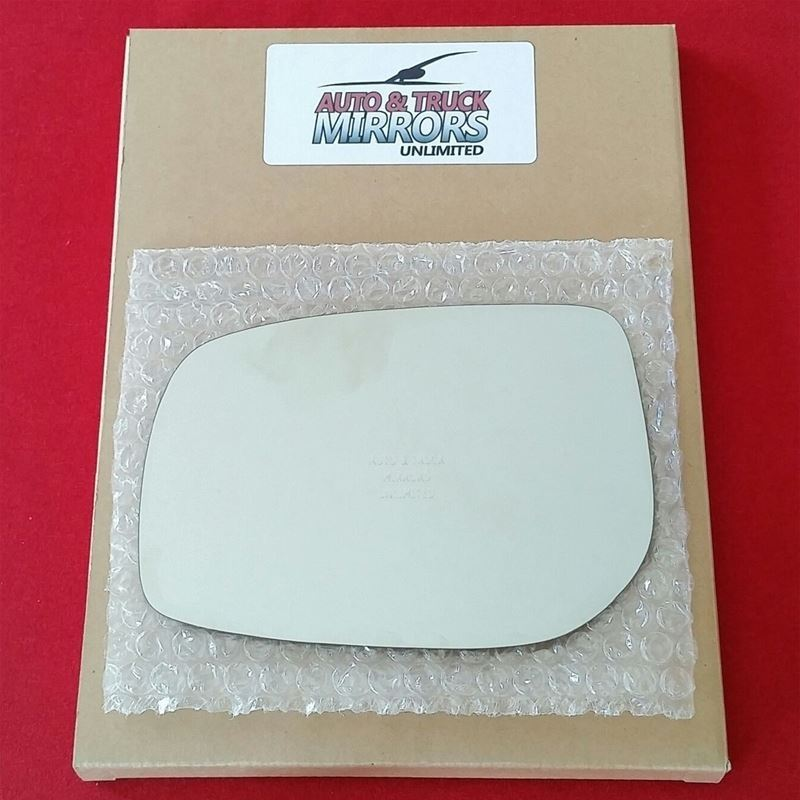 Fits Yaris or Scion xD Driver Side Mirror Glass