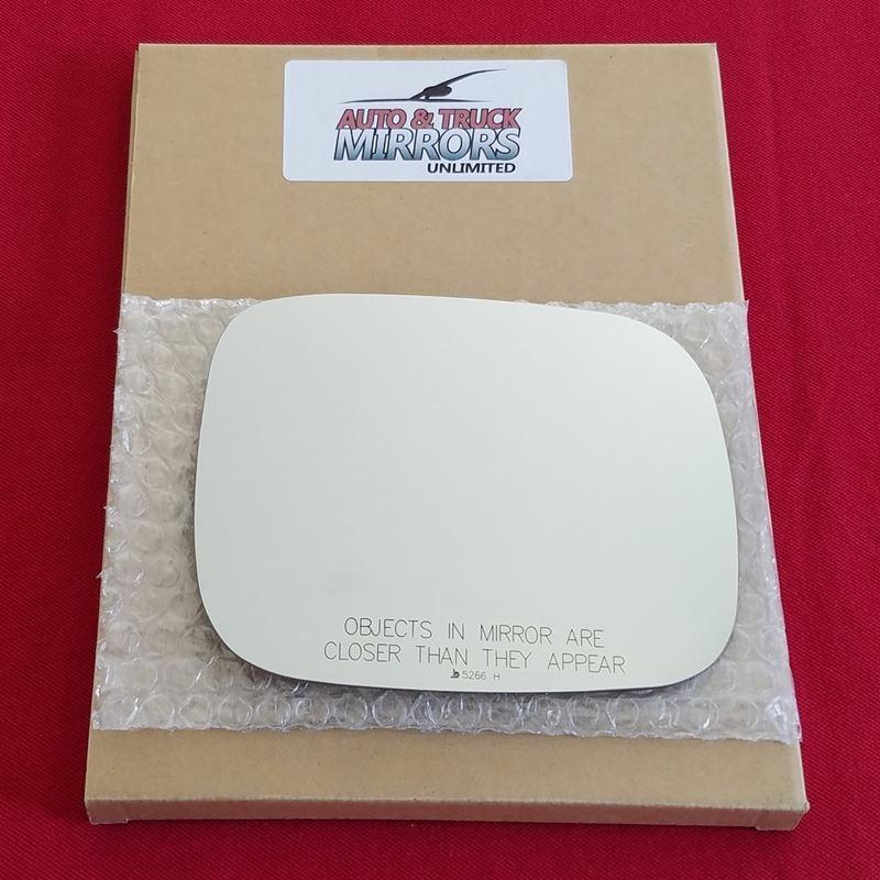Mirror Glass + Adhesive for Volvo V70, XC70, XC90