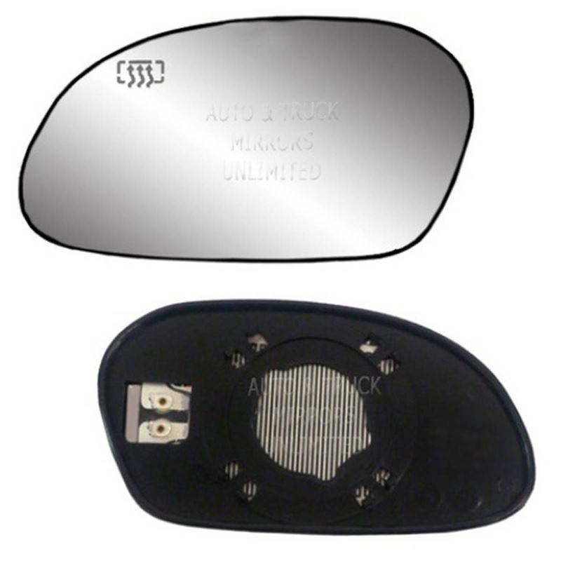 Fits 00-07 Taurus  Sable Driver Side Mirror Glass