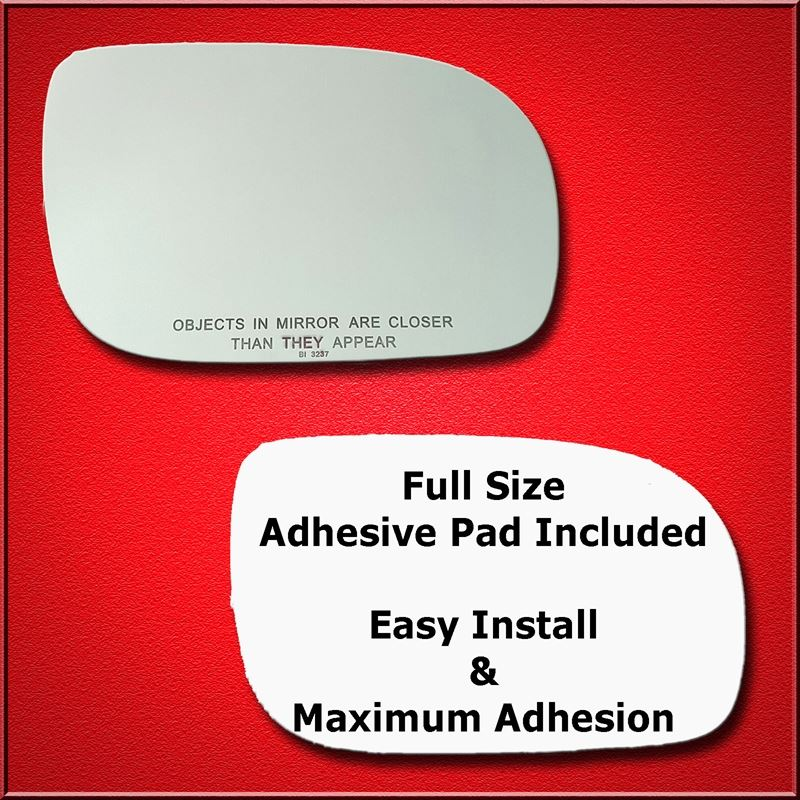 Mirror Glass Replacement + Full Adhesive for Ventu